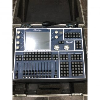 ChamSys MQ60 Lighting Console and ChamSys Extra Wing
